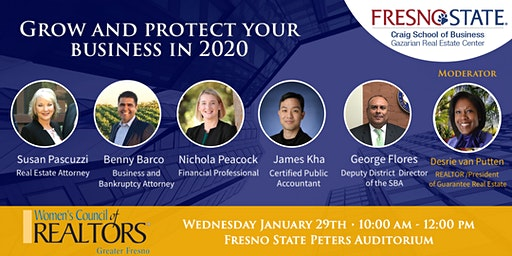 Grow and Protect your Business in 2020