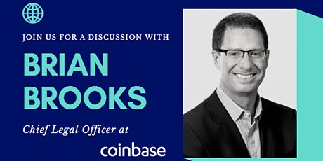 Discussion with Brian Brooks of Coinbase tickets