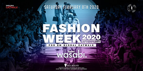 Fashion Week 2020 After Party at Sky Room 2/8 tickets
