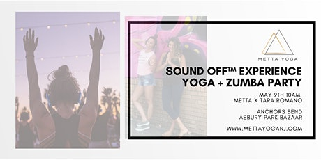 Sound Off™ Experience- A Yoga Zumba Party at Anchors Bend tickets