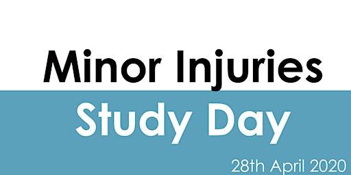 Minor Injuries Study Day