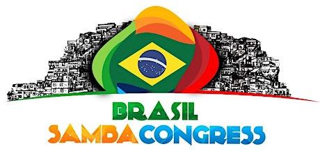 BRASIL SAMBA CONGRESS 2020 tickets