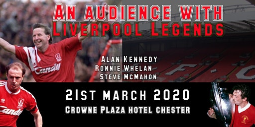 Liverpool Legends Tour - Chester