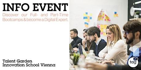 Info Event|Talent Garden Innovation School tickets