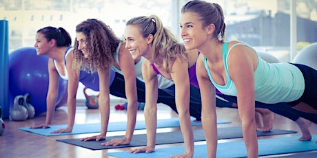 Womans Evening Circuits/Pilates Fitness Class tickets