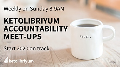 Accountability Meet-Up tickets