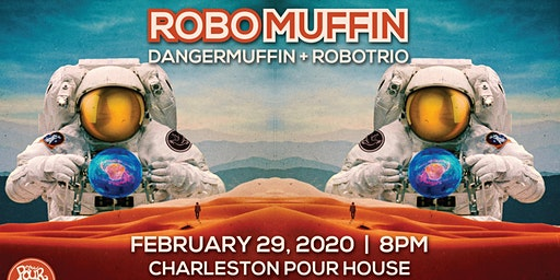 ROBOMUFFIN | DANGERMUFFIN + ROBOTRIO
