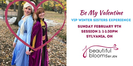 Winter Sisters VIP Event! Session 1- 1-1:30pm tickets