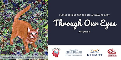 Through Our Eyes Art Opening: Home tickets