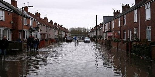 UK Underwater - Data Driven Approaches to Communicating Flooding