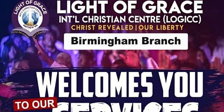 Light Of Grace (Love Central Branch) Services and Activities tickets