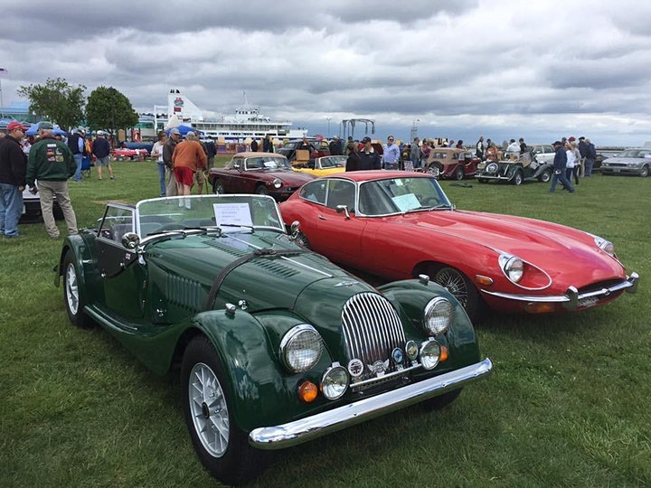 25th Annual Lewes British Motorcar Show 2021 image