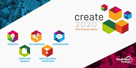 Create 2020  - Project Based Learning for Education and Industry tickets