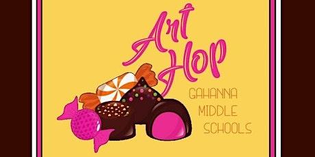 Gahanna Middle School Art Hop 2020 tickets