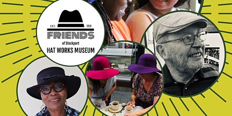 Every Hat Has a Story: For people Ageing well! tickets