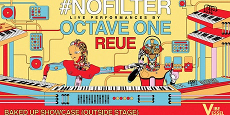 Nofilter w/ Octave One (Live Performance) tickets