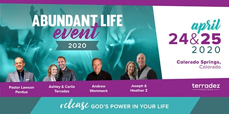 Abundant Life Event 2020 tickets