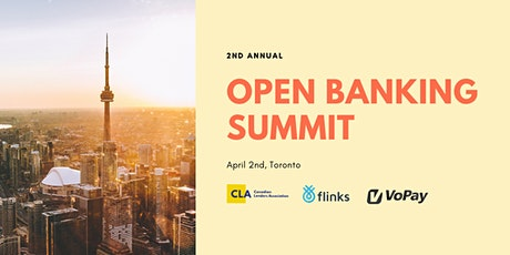 Open Banking Summit tickets