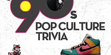 "90s Pop Culture ""Brunch"" Trivia tickets"