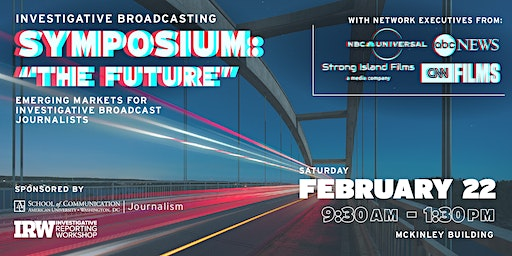 The Future: Emerging Markets for Investigative Broadcast Journalists