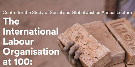 CSSGJ Annual Lecture with Marcel van der Linden: The ILO at 100 tickets