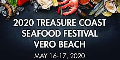 2020 Treasure Coast Seafood Festival – Vero Beach tickets