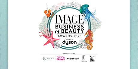 IMAGE Business of Beauty Awards 2020 tickets