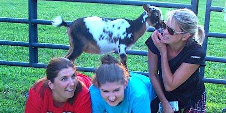 Goat Yoga tickets
