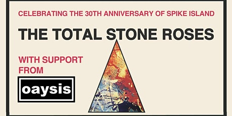 The Total Stone Roses (Sub89, Reading) tickets