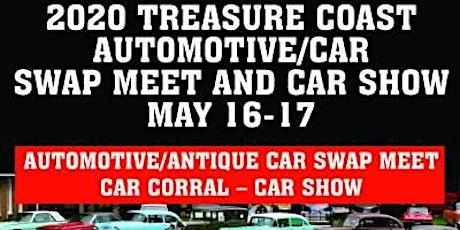 2020 Treasure Coast Automotive/Car Swap Meet and Car Show tickets