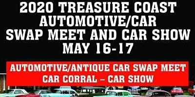 2020 Treasure Coast Automotive/Car Swap Meet and Car Show