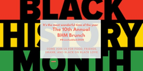 BHM Brunch 2020 tickets
