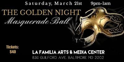 The Golden Night Masquerade Ball