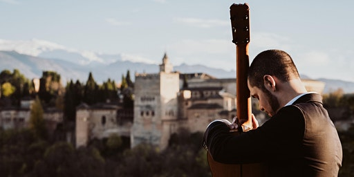 Samuel Moore: Flamenco Landscapes (Concert only)