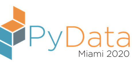 PyData Miami 2020 tickets