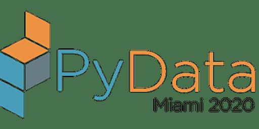 PyData Miami 2020
