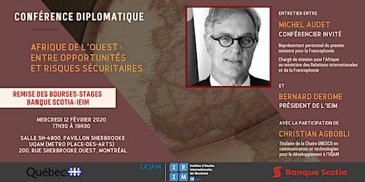 Afrique de l'Ouest: entre opportunités et risques sécuritaires