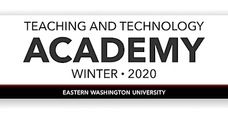 Instructional Technology and Design 2020 Winter Academy - Spokane tickets