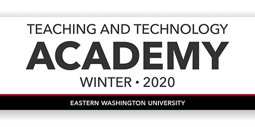 Instructional Technology and Design 2020 Winter Academy - Spokane