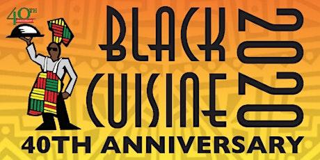 40th Annual Black Cuisine Festival tickets