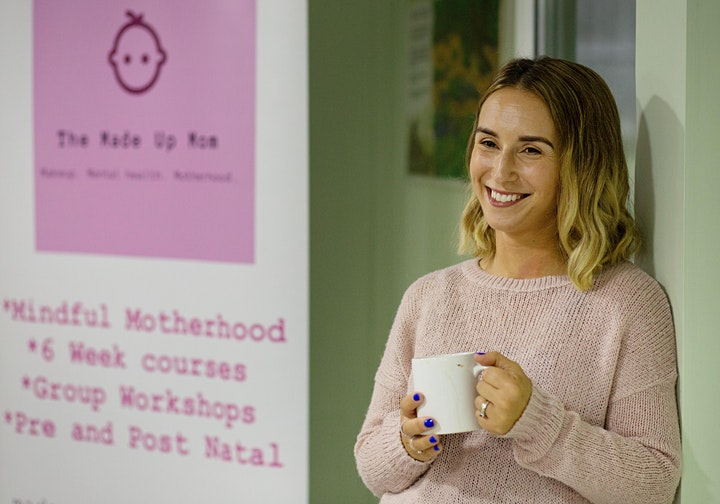 Mindful Motherhood - Mums of toddlers to teens FEB/MARCH 2020 EARLYBIRD image