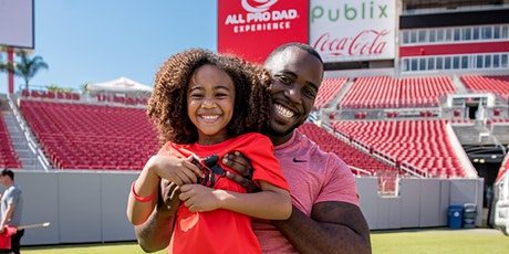 2020 Tampa All Pro Dad Experience tickets