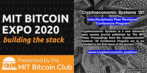 MIT Bitcoin Expo 2020