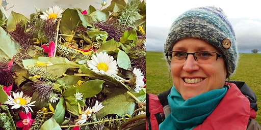Herbalist @ Home: Spring Foraging and Feasting!