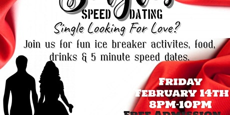 Valentines Speed Dating tickets