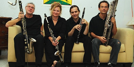 Earthwise welcomes Clarinet Thing tickets
