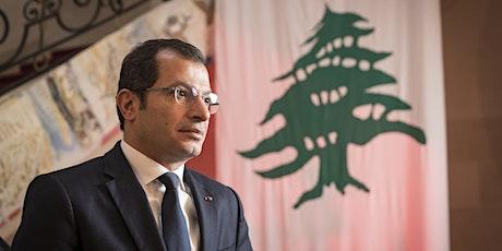 Conférence 1920-2020 quel bilan pour le Liban? billets