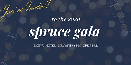 The Spruce Foundation's 2020 Gala tickets