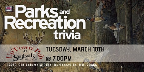 Parks & Rec Trivia at Seibel's Restaurant & Uptown Pub tickets