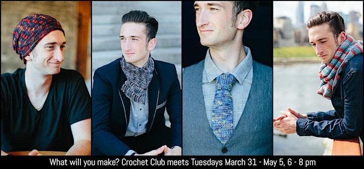 Crochet Club image